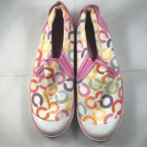 Coach Beale Pink Slip on Sneakers